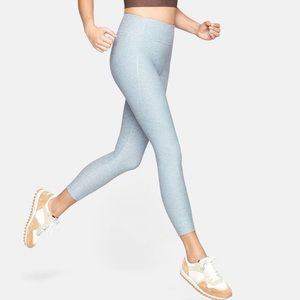Outdoor Voices Warmup Leggings Blue